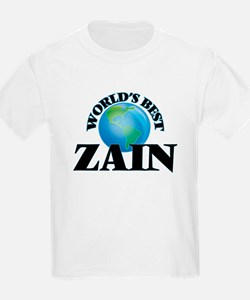 World's Best Zain T-Shirt