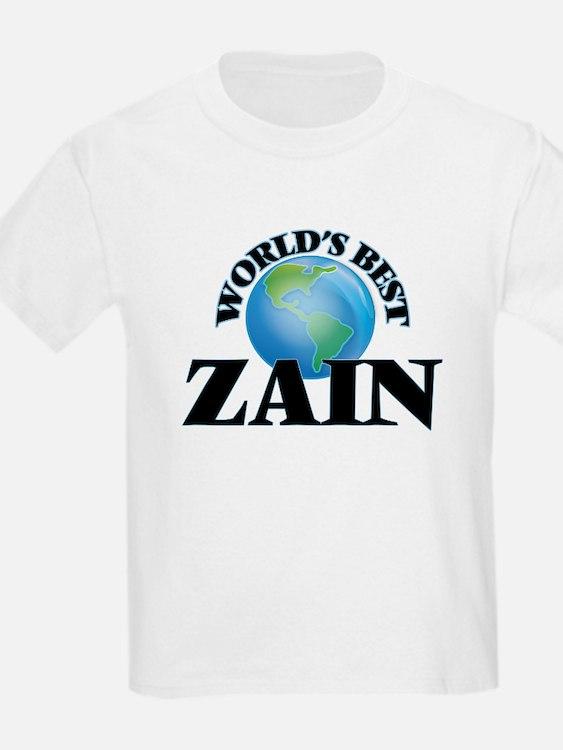 World's Best Zain T-Shirt