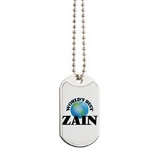 World's Best Zain Dog Tags