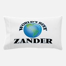 World's Best Zander Pillow Case
