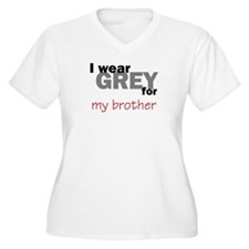 Grey for my Brother T-Shirt