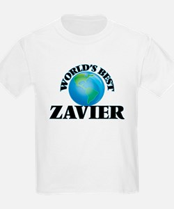 World's Best Zavier T-Shirt