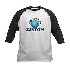 World's Best Zayden Baseball Jersey