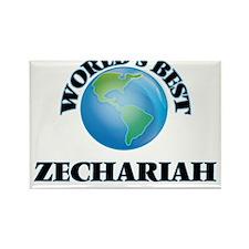 World's Best Zechariah Magnets