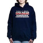 YKYATS - Parts Fall Off Women's Hooded Sweatshirt