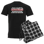YKYATS - Parts Fall Off Men's Dark Pajamas