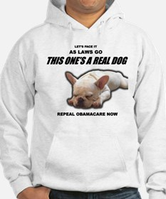 Obamacare: A Dog of a Law Hoodie