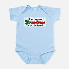 Portuguese Grandmas Infant Bodysuit