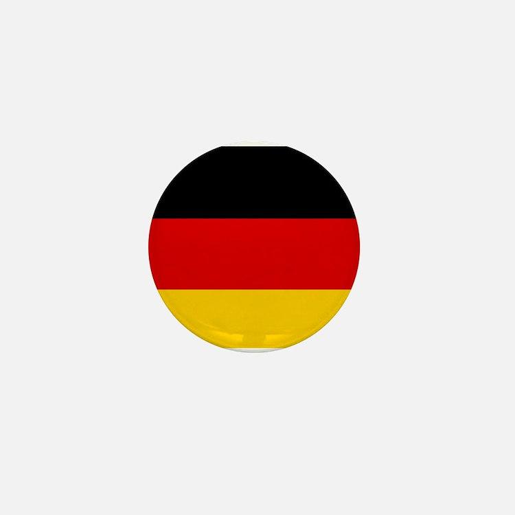 Cute Germany soccer Mini Button