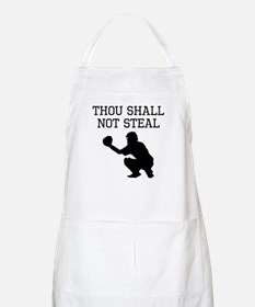 Thou Shall Not Steal Apron