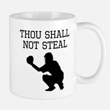 Thou Shall Not Steal Mugs