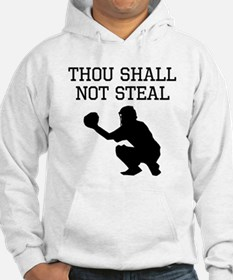 Thou Shall Not Steal Hoodie