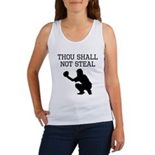Thou Shall Not Steal Tank Top