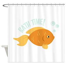 Bath Time! Shower Curtain