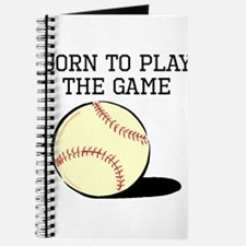 Born To Play The Game Journal