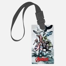 Avengers Sketch Luggage Tag