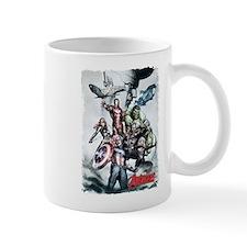Avengers Sketch Mug
