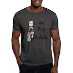 Eat, Drink, Be Married Dark T-Shirt