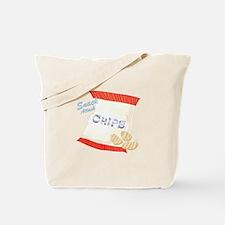 Snack Attack Tote Bag