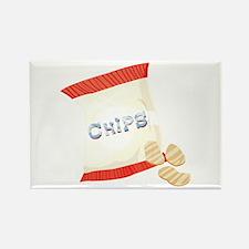 Chips Bag Magnets