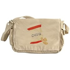 Chips Bag Messenger Bag
