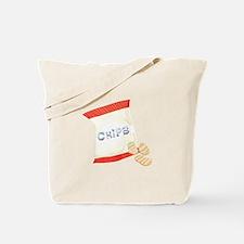Chips Bag Tote Bag
