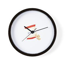 Chips Bag Wall Clock