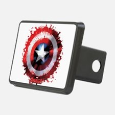 Cap Shield Spattered Hitch Cover