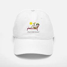Sun Therapy Baseball Baseball Cap