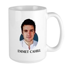 Emmet Cahill Official Large Mugs