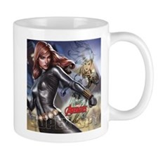 Avengers Super Spy Black Widow Mug