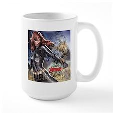 Avengers Super Spy Black Widow Mug