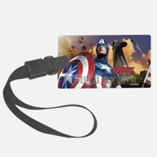 Avengers Super Soldier Captain A Luggage Tag