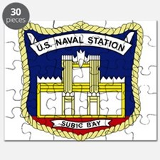 US NAVAL STATION SUBIC BAY PHILIPPINES Mili Puzzle