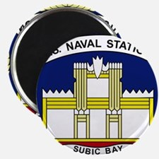 US NAVAL STATION SUBIC BAY PHILIPPINES Mil Magnets