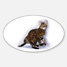 Toyger Turning Decal