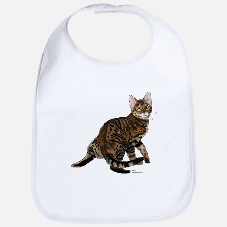Toyger Turning Bib