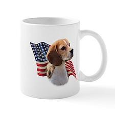 Beagle Flag Mug