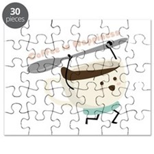 Coffee Is Happiness Puzzle