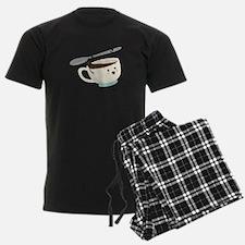 Happy Coffee Cup Pajamas