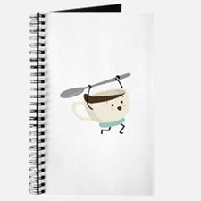 Happy Coffee Cup Journal