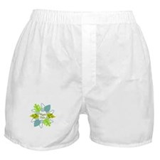 Hippie Chick Boxer Shorts