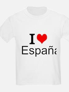 I Love España T-Shirt