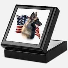 Terv Flag Keepsake Box