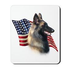Terv Flag Mousepad