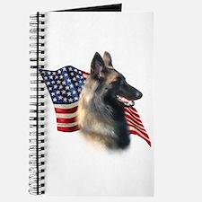 Terv Flag Journal