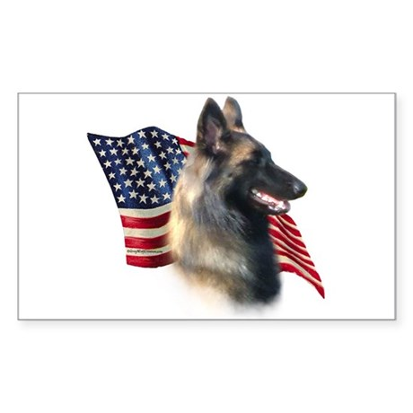 Terv Flag Rectangle Sticker
