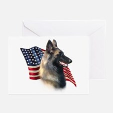 Terv Flag Greeting Cards (Pk of 10)