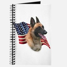 Malinois Flag Journal