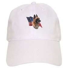 Malinois Flag Baseball Cap